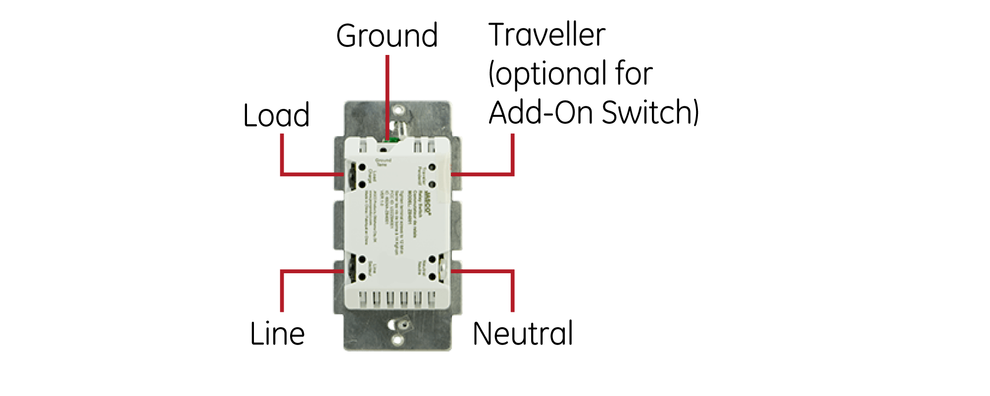 wiring diagram for home automation phone socket jasco zigbee in wall smart dimmer switch