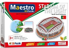 Remoundo 3D ΠΑΖΛ Stadium of the Light 95ΤΜΧ MY1021 6970114321213