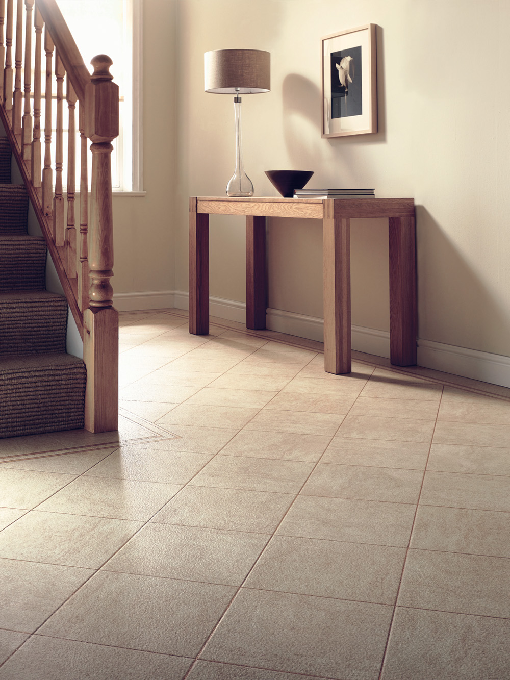 Karndean In Hallways Gallery Homecraft Carpets