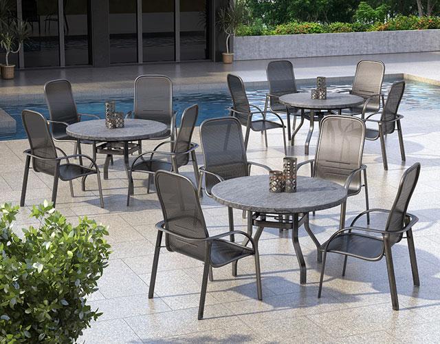 outdoor patio furniture florida mesh
