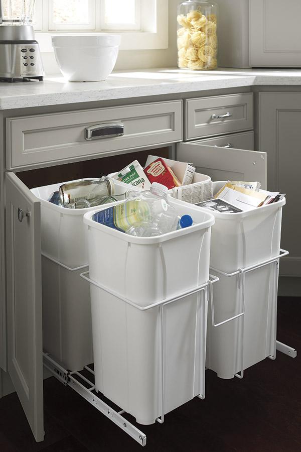 Trash Cans Kitchen