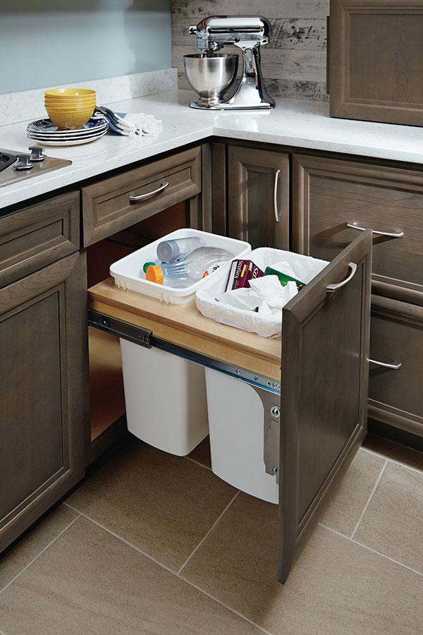 Kitchen Cabinet Organization Products – Homecrest