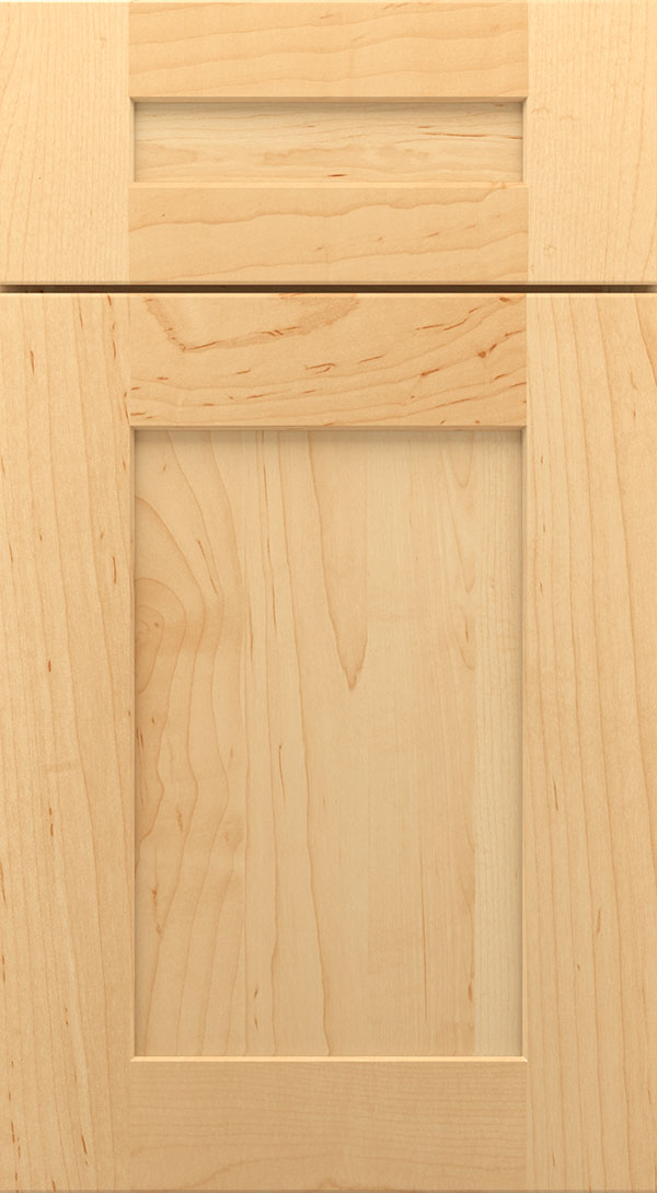 natural cherry kitchen cabinets small island cabinet door styles – homecrest cabinetry