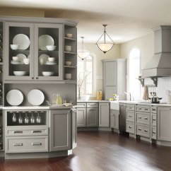 Gray Kitchen Cabinets Okc Homecrest Cabinetry Brennemwilk2 Brennemwilk Brenner