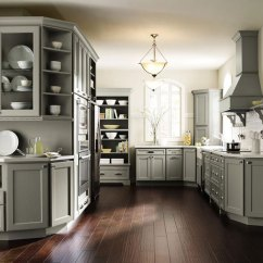 Color Choices For Kitchen Cabinets Grohe Faucets Gray - Homecrest Cabinetry