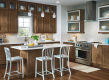 Astonishing Transitional Kitchen Design Ideas - Exterior ...