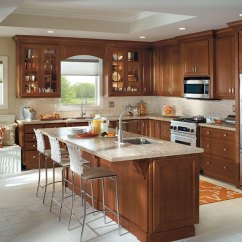 Kitchen Cabinets.com Modern Chimney Cabinet Style Gallery Homecrest Cabinets Traditional With Cherry By Cabinetry