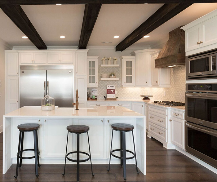white kitchen cabinets syracuse ny homecrest cabinetry in the lautner door style