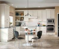 Alpine White Maple Cabinets  Homecrest Cabinetry