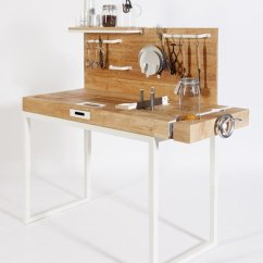 Kitchen Work Station Ashley Furniture Sets Chopchop Workstation For Elderly And Physically Disabled With Easily Accessible Tools By Dirk Biotto