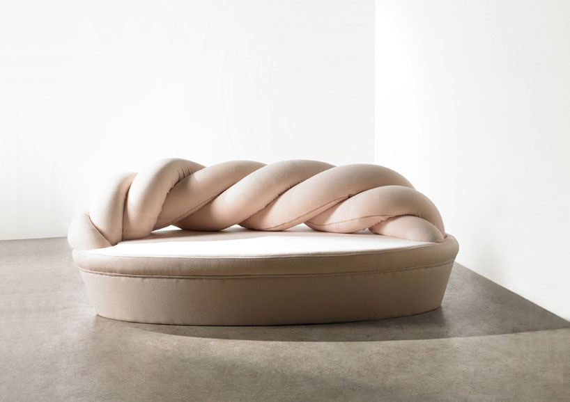 The Marshmallow Sofa is an exceptional candystyled