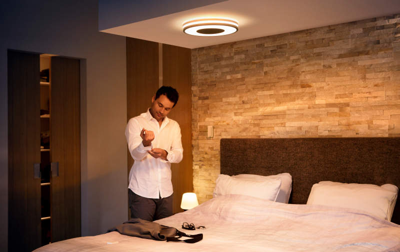 Philips Hue launches new white ambiance smart table lamps