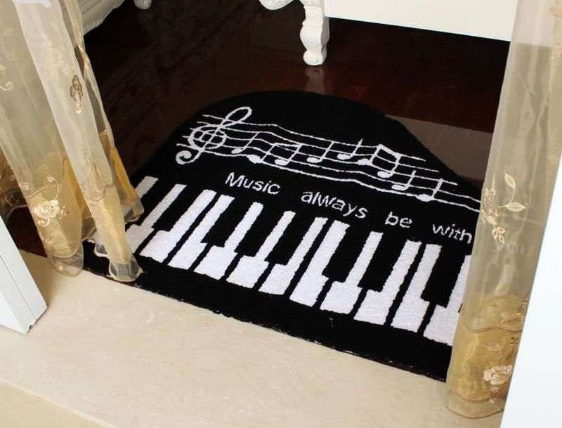 Music Themed Rugs  Rugs Ideas