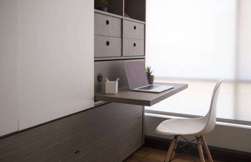 Ori Systems spacesaving modular furniture is a glimpse of