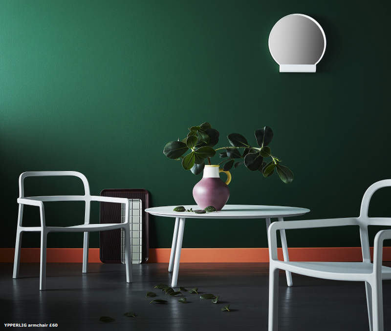wooden sofa set design latest forest green slipcover ikea and hay to unveil ypperlig collection this fall