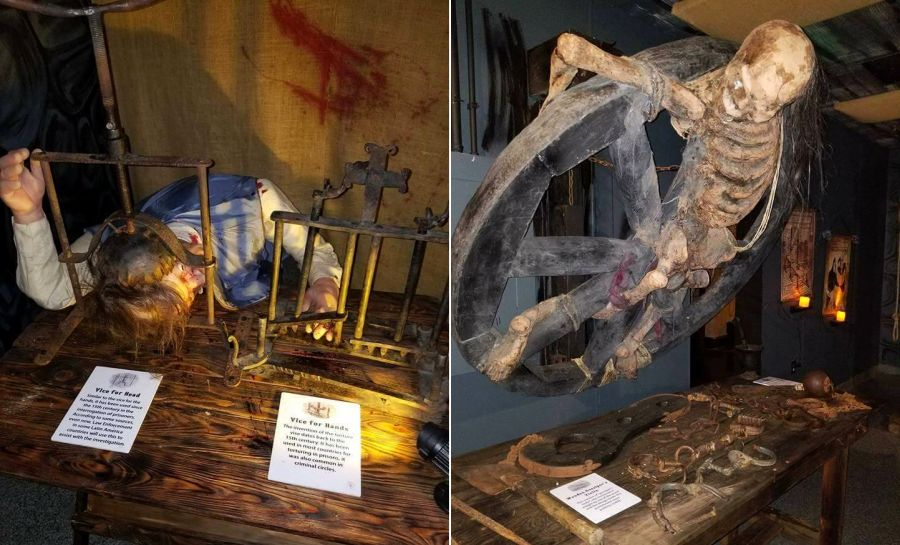 Amsterdams Torture Museum Relives Europes Gruesome Past