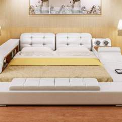 Massage Chair Bed Top Rated High Tatami Multimedia Has Built In And Pop Up Table