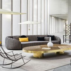 Living Room Furniture Collections Free Decorating Ideas Fendi Exhibits Welcome Collection At Design Miami