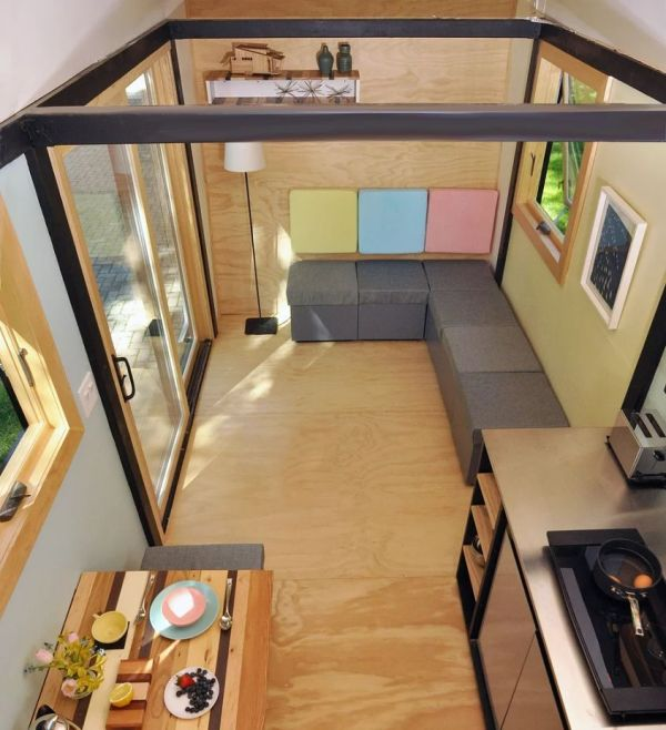 Tiny Houses Wheels Downright Inspiring