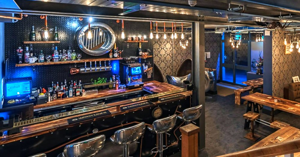 Steampunk Bar in Selby is Your Escape from Everything Else
