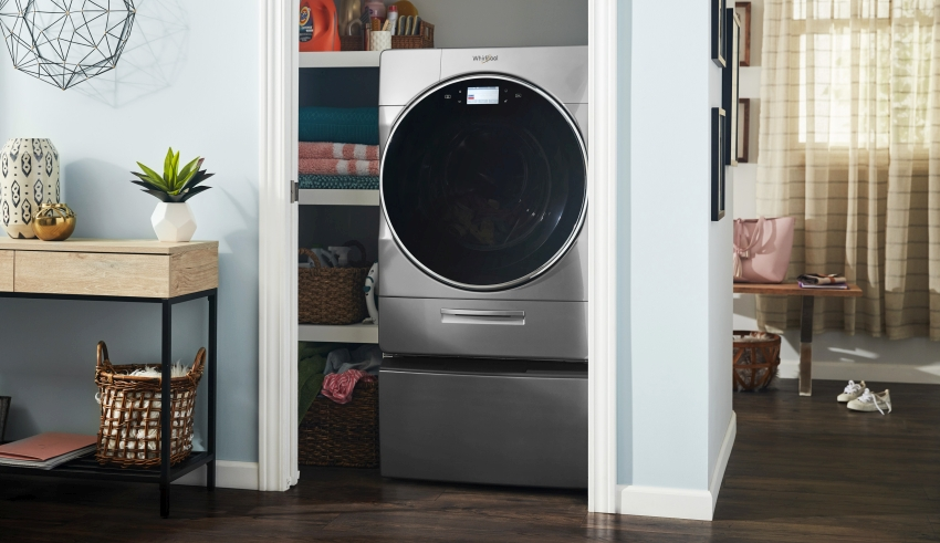 Whirlpool to Debut Smart Ovens Food Processor  Washer at