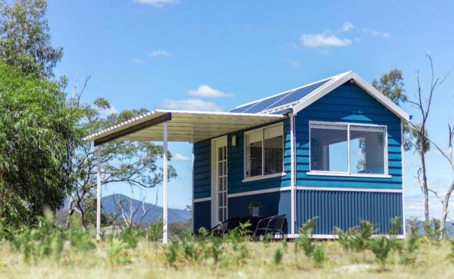 Tiny House Rental In Yarra Valley Australia Is Perfect