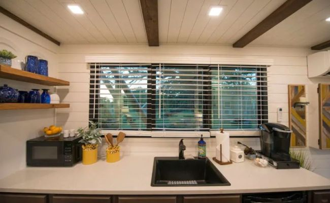This Shipping Container Home In Waco Texas Can Be Rented