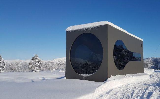 Livit Birdbox Prefab Vacation Cabin To Enjoy Norwegian