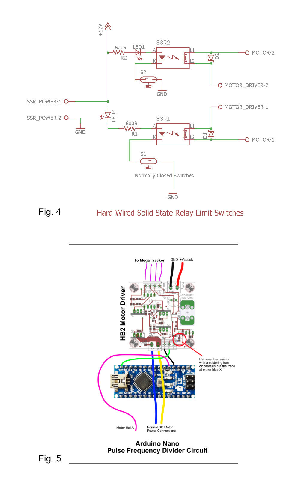 hight resolution of ssr hard limit switch schematic and pulse freqency divider