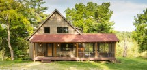Small Rustic Cabin House Plans