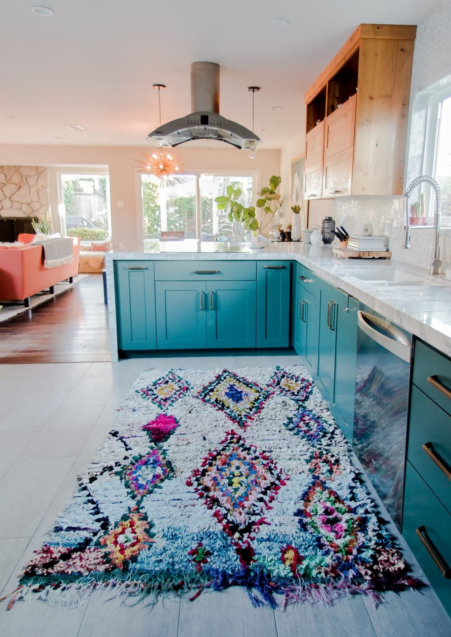 10 best area rugs for kitchen with