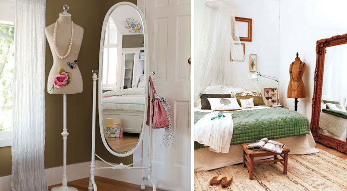 Dress Forms As Whimsical Room Decorations  Home Decorator