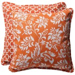 Orange Throw Pillows Home Decorator Shop