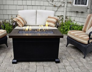 Outdoor Furniture Gas Fire Pit