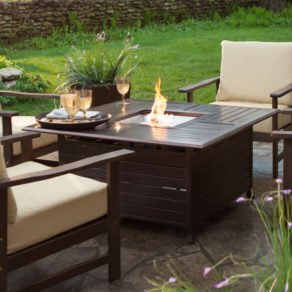 metal adirondack chairs rolling office outdoor fire pit ideas for the backyard | home decorator shop