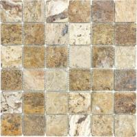 Travertine 2x2 Mosaic | Home Decor AZ
