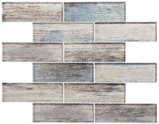 westminster series wm778 palace teak wood look interlocking glass tile