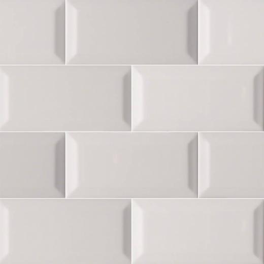 msi gray 3x6 3d subway tile
