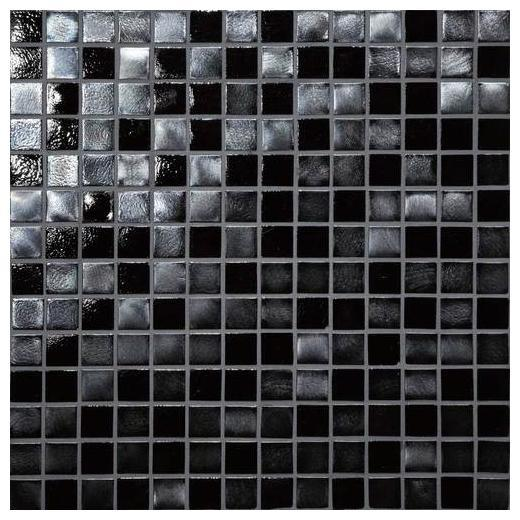black kitchen cabinet pulls homestyles island buy daltile glass horizons tile sand mosaic gh09