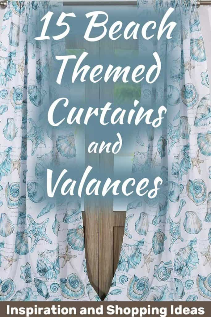 top 15 ocean themed curtains