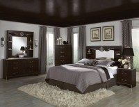 Grey Color schemes for bedroom design