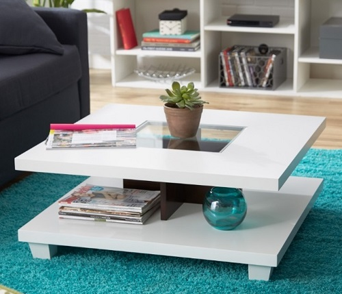 living room coffee table decorations modern leather set 7 ideas to decorate home decor buzz stack of books for