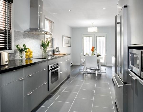 Best Grey Kitchen Designs Ideas Cabinets Photos  Home