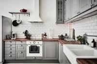 Best Grey Kitchen Designs, Ideas, Cabinets, Photos