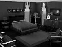 Black Bedroom Designs, Decor, Ideas, Photos