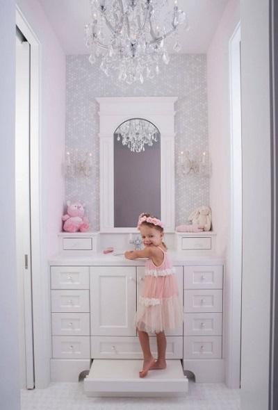 Baby Girl Bathroom Interior Design Home Decor Buzz