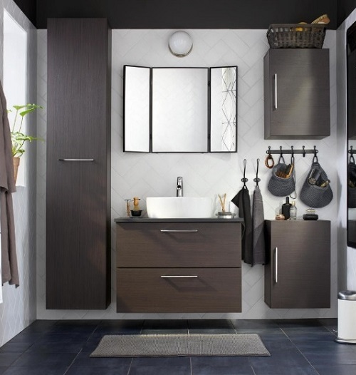 IKEA Catalog 2018 Top Bathroom Products to Go With  Home