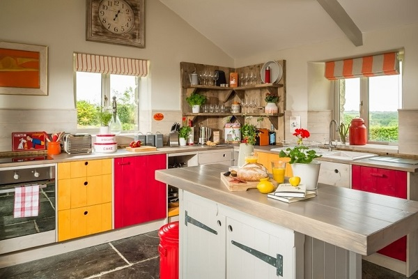 Red And Yellow Kitchen Decor Home Decor Buzz