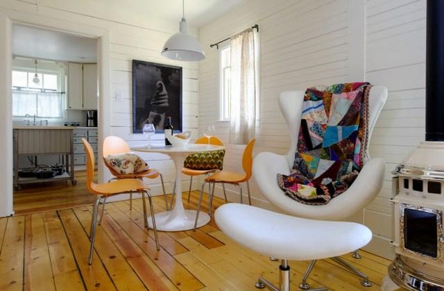 White Sofa Recliner