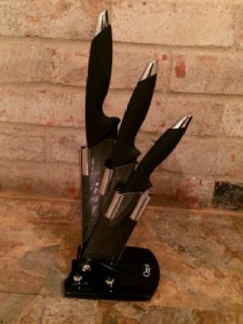 Ceramic 3-Piece Knife Set